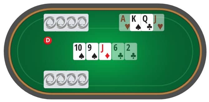 PLO poker vs texas holdem