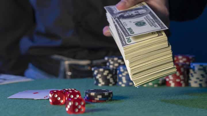 Online-Casino-Wagering