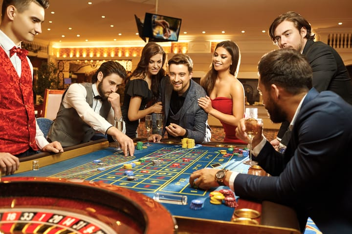 Special roulette rules
