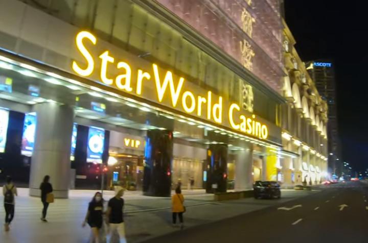 Mega casinos Macau StarWorld Casino