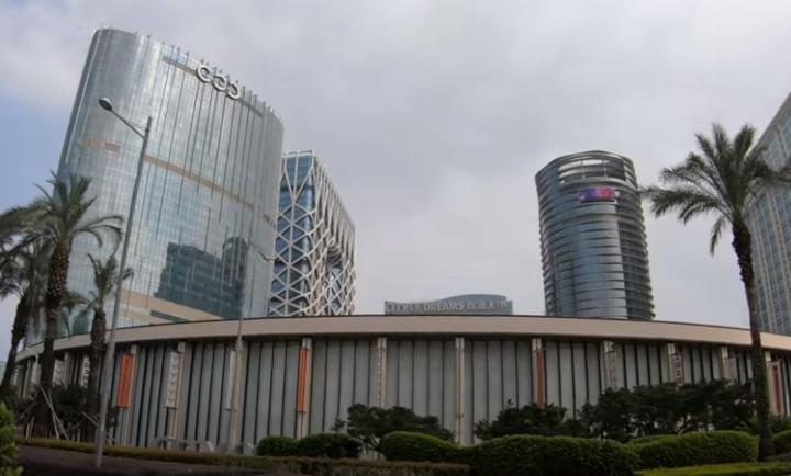 Worlds largest casinos - City of Dreams Macau