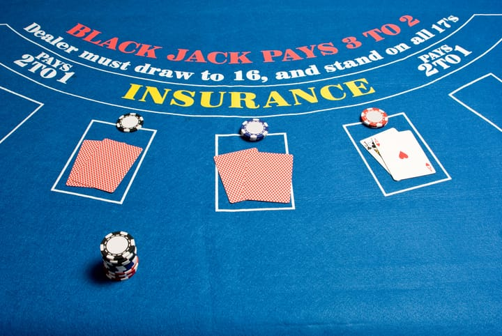 Blackjack cheat card