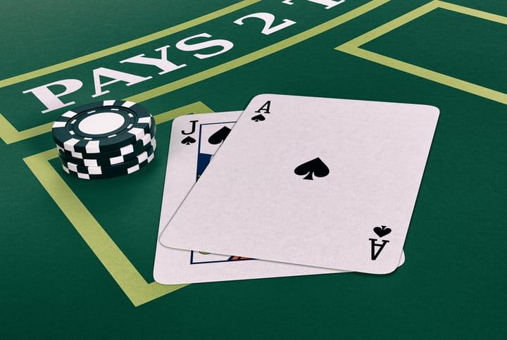 Blackjack strategy card printable