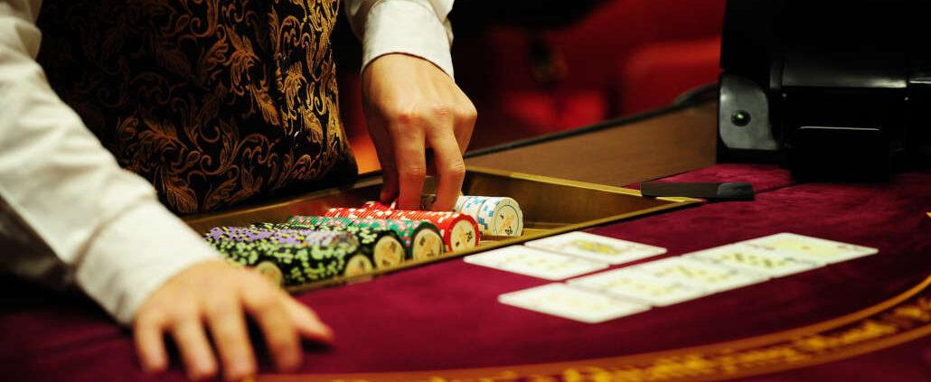 Casino winning odds