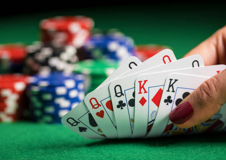 Gambling lingo